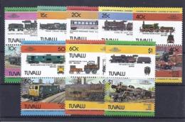 190032036  TUVALU  YVERT   Nº   239/54  **/MNH - Tuvalu