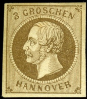 Hannover. Michel #19a. Unused. * - Hanover