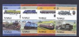 190032039  TUVALU  YVERT   Nº   259/66  **/MNH - Tuvalu