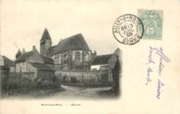BERNY SUR NOYE L'EGLISE CARTE PRECURSEUR - Sonstige Gemeinden