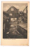 SC-1856  THORSHAVN : Gammelt Gadeparti - Féroé (Iles)