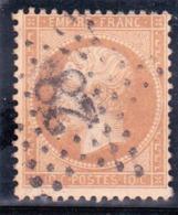 France Etoile 28 / YT 21 - 1862 Napoléon III