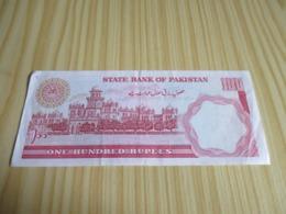 Pakistan.Billet 100 Roupies. - Pakistan