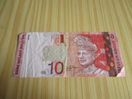 Malaysie.Billet 10 Ringgit. - Malaysia