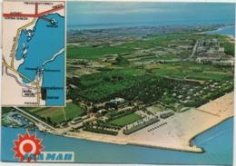 Chioggia (Venezia): Ca' Lino, Camping Isamar. Viaggiata 1983 - Chioggia
