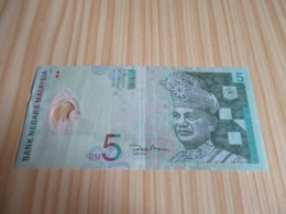 Malaysie.Billet 5 Ringgit. - Malaysia
