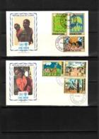 Guinea 1980 International Year Of Child FDC - Guinea (1958-...)
