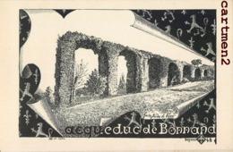 LYON ACQUEDUC DE BONNAND GASTON JOURDA DE VAUX ILLUSTRATEUR 69 - Lyon