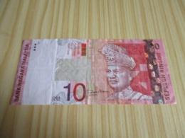 Malaysie.Billet 10 Ringgit. - Malesia