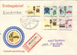 DDR 1444/47 Auf R-FDC - [6] République Démocratique