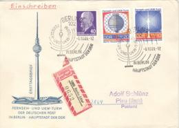 DDR 1509/10,936 Auf R-FDC - [6] République Démocratique
