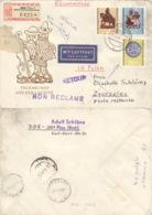 DDR 1521/23 Auf Retour-R-Brief Nach Polen - [6] République Démocratique