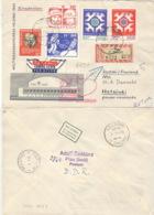 DDR 1098/99,1120,1122/23 Auf Retour-R-Brief Nach Finnland - [6] République Démocratique