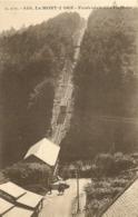 63 MONT DORE FUNICULAIRE DU CAPUCIN EDITEUR GOUTTEFANGEAS 858 - Le Mont Dore