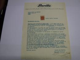 PARMA  ---  BARILLA  -- G.R.  FRATELLI  BARILLA  -- PASTIFICIO - Italy
