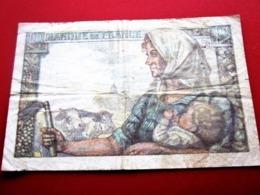 """1939 Monnaie Billets De Banque Bank Billet France Anciens Francs Circulés Au XXème 10F """"Mineur''état  Voir Photos - 1871-1952 Gedurende De XXste In Omloop"""