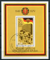 DDR Michel-Nr. Block 56 Gestempelt - Blocchi