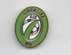 ASD Liventina Distintivi Pins FootBall Soccer Spilla Motta Di Livenza Treviso Gorghense Gorgo Al Monticano - Calcio
