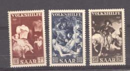 Sarre  :  Yv  298-00  * - 1947-56 Occupation Alliée