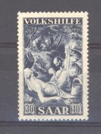Sarre  :  Yv  299  ** - 1947-56 Allierte Besetzung