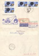 DDR 2368 Auf Retour-R-Brief In Die Sowjetunion - [6] République Démocratique