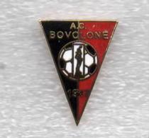 AC Bovolone Verova Calcio Distintivi FootBall Soccer Pins Spilla Italy - Calcio