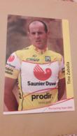 Tino Zaballa Saunier Duval Prodir 2005 - Ciclismo