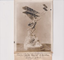 COUPE GORDON BENNETT D'AVIATION L'OBJET D'ART  18*13CM Maurice-Louis BRANGER PARÍS (1874-1950) - Aviación