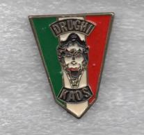 ULTRAS Soccer Pins Torino Juve Drughi Kaos Calcio Distintivi Football Juventus 1/2 - Calcio