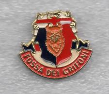 2/2 Fossa Dei Grifoni Genoa Calcio Soccer Milano Lombardia Football Genoa - Calcio