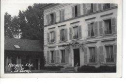 """95 - MARGENCY - ( Par EAUX BONNES ) - T.B. Vue Peu Courante De La Villa """" Le Beny """" - Other Municipalities"""