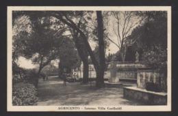 16738 Agrigento - Interno Villa Garibaldi F - Agrigento