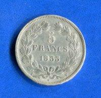 5  Fr  1833 W - Frankrijk