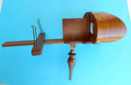 Antique Stereoscope Viewer 1880's - 1900's * Excellent Condition RRR - Stereoscopes - Side-by-side Viewers
