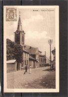 Koersel -- Kerk En Dorpzicht - Beringen