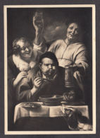 PJ113/ Jacob JORDAENS, *Le Mangeur - Eating Man - Der Fresser*, Musée De Kassel - Peintures & Tableaux
