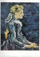 Mademoiselle Ravoux - Van Gogh - Non Classés