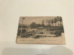 Dendermonde - Termonde - Nieuw Sas - Nouveau Barrage - Gebruikt +/- 1900 (beschadigd In Hoek) - Dendermonde