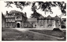Postcard East Riddlesden Hall Keighley RP By Walter Scott My Ref  B13682 - Altri