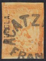 MEXICO - 1864 - Yvert 21b Usato. - Mexique