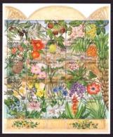 Liberia, 1996. [lib9606] Flowers (s/s) - Sonstige