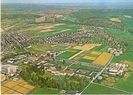 Stuttgart Birkach - Birkach Mit Schloß Hohenheim, Asemwald, Schönberg Und Fernsehturm (1354) - Stuttgart