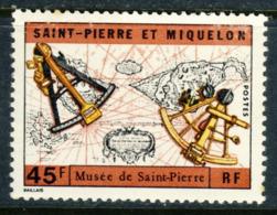 1971 St.Pierre & Miquelon MNH OG High Value Stamp Yt,418 Cat, 45 Euro - Unused Stamps