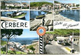 66290 CERBÈRE - Lot De 2 CPSM /CPM - Voir Détails Dans La Description - Cerbere