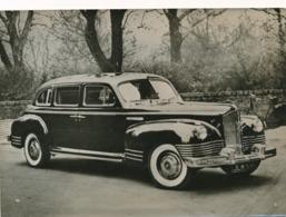 Snapshot Agence France-Presse 1947 Londres Mr. Molotov Russie Voiture Zis 110 - Automobiles