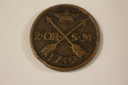 Monnaie - Sweden