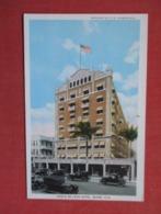 Ponce De Leon Hotel  Miami  Florida    Ref 3608 - Miami