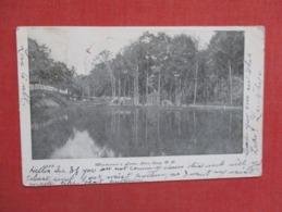 Mackenzie's Lake Glen Spray  New York   >    Ref 3608 - NY - New York