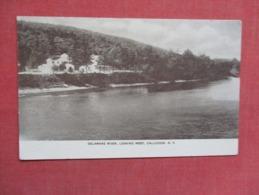 Delaware River  Callicoon  New York   >    Ref 3608 - NY - New York