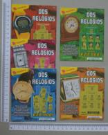 PORTUGAL    - LOTARIA INSTANTANEA -  5 -  UNIDADES  - (Nº11171) - Lotterielose